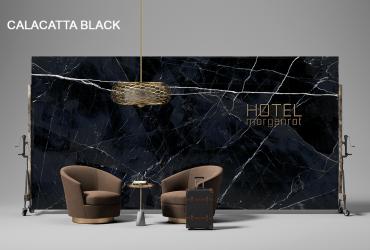 Calacatta Black